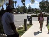 Vidéo porno mobile : Young teen of Asia has a pervert interview